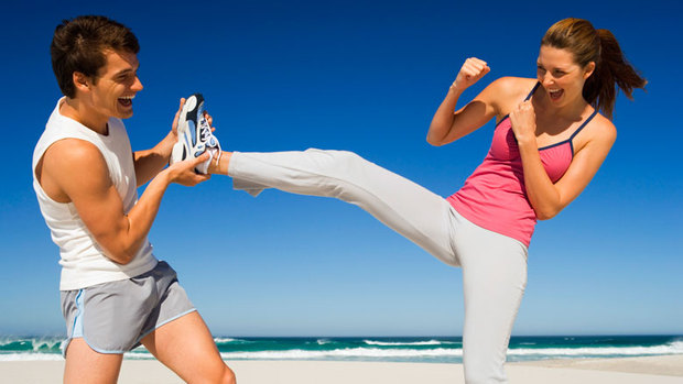 Happiness-couple-workouts